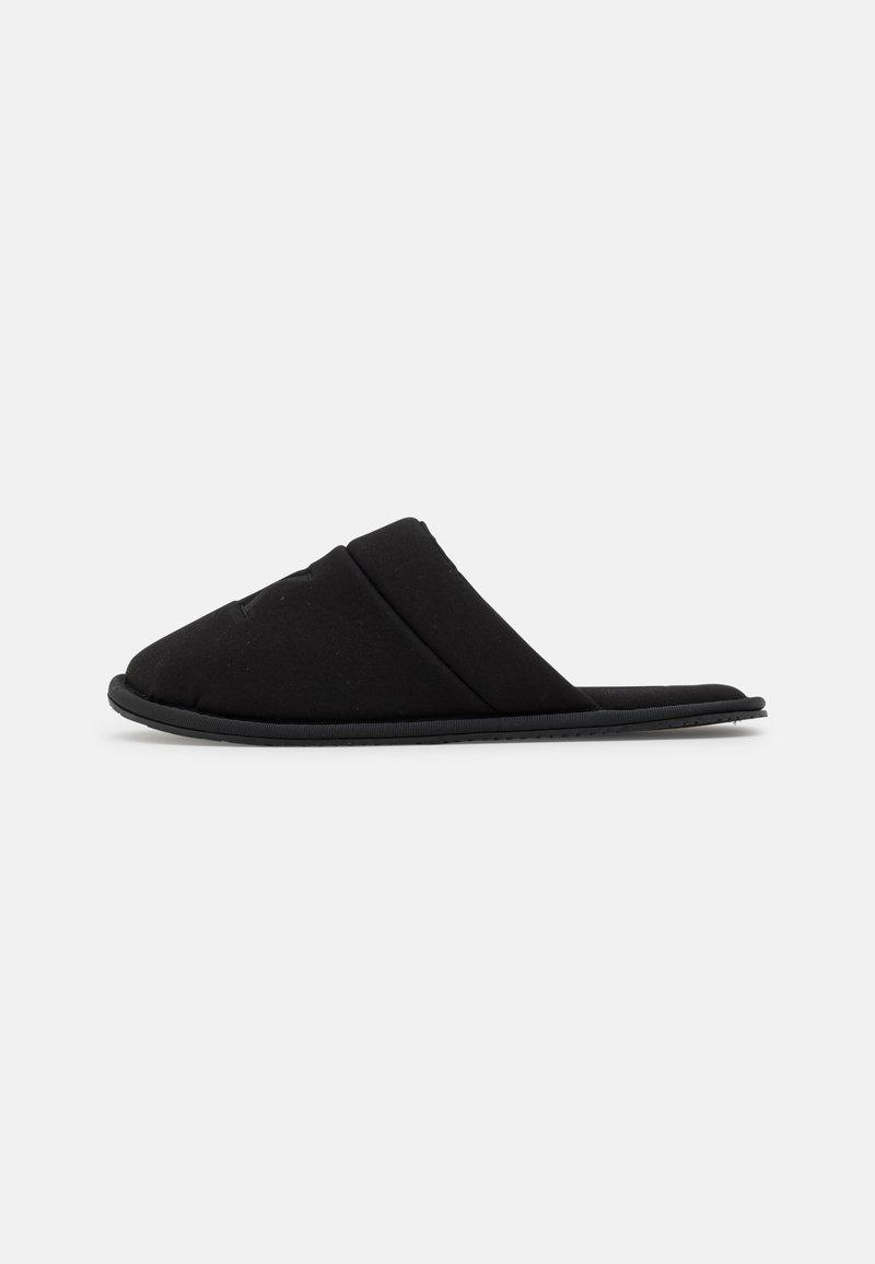 Calvin Klein Jeans - HOME SLIPPER - Slippers - black