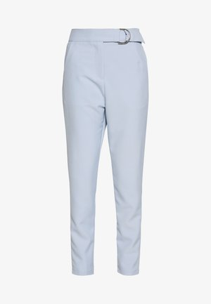 CARRY TROUSER - Pantalones - light blue