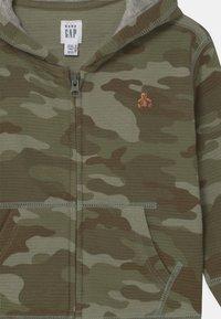 GAP - HOODIE - Zip-up hoodie - desert cactus - 2