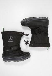 Kamik - WATERBUG - Winter boots - black - 1