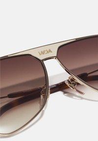 MCM - UNISEX - Sunglasses - shiny gold - 4