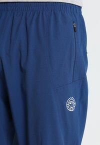 BIDI BADU - FLINN TECH PANT - Teplákové kalhoty - dark blue - 4
