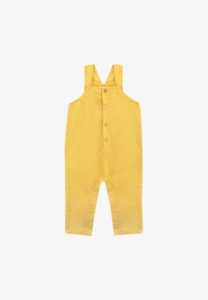 OLIVER - Dungarees - yellow