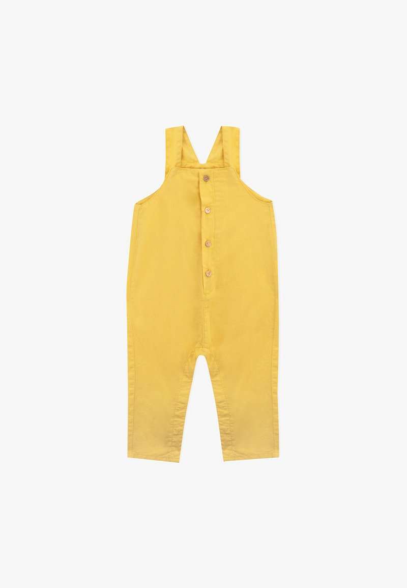 Knot - OLIVER - Dungarees - yellow