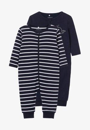 2 PACK - Pyjamas - dark sapphire