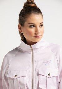 myMo - Light jacket - hellrosa - 3