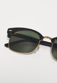 Ray-Ban - CLUBMASTER SQUARE - Sunglasses - black/green - 2