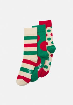 CHRISTMAS COLOUR 3 PACK - Socks - multi