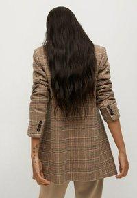 Mango - CECILIA - Short coat - braun - 2