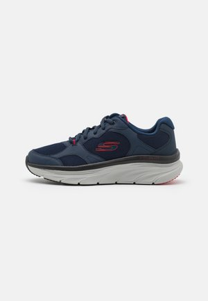 D'LUX WALKER MAINSTREAM - Trainers - navy/red