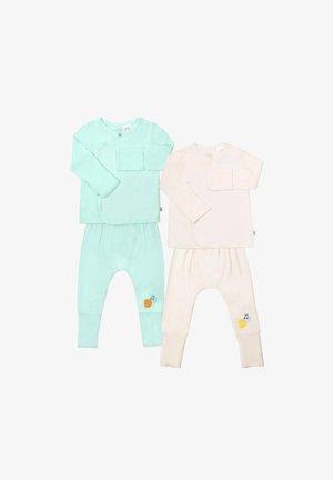 HAPPY GO HATCHLING - Pyjama - green and cream