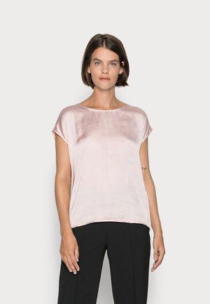 Basic T-shirt - fresh rose
