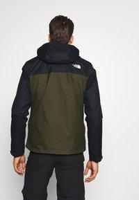 The North Face - MENS MILLERTON JACKET - Veste Hardshell - new taupe green/asphalt grey - 2