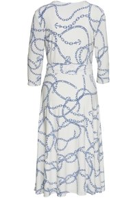 Lauren Ralph Lauren - PRINTED MATTE DRESS - Žerzejové šaty - colonial cream - 6