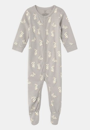 FOOT RABBITS UNISEX - Sleep suit - light grey