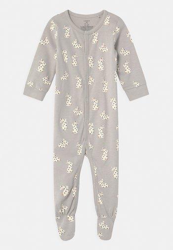 FOOT RABBITS UNISEX - Sleep suit - light grey