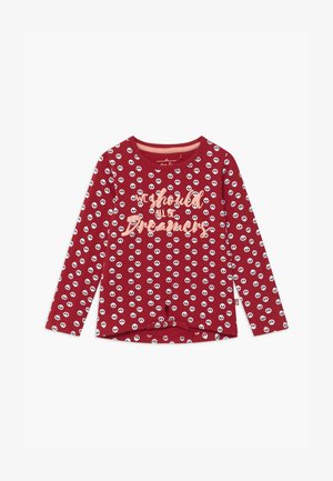 SMALL GIRLS - Langærmede T-shirts - rio red