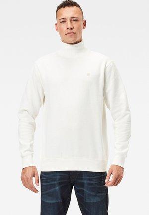 PREMIUM BASIC TURTLE - Sweatshirt - milk