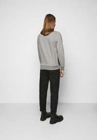 PS Paul Smith - HALF PLACKET  - Sweatshirt - grey/black/green - 2
