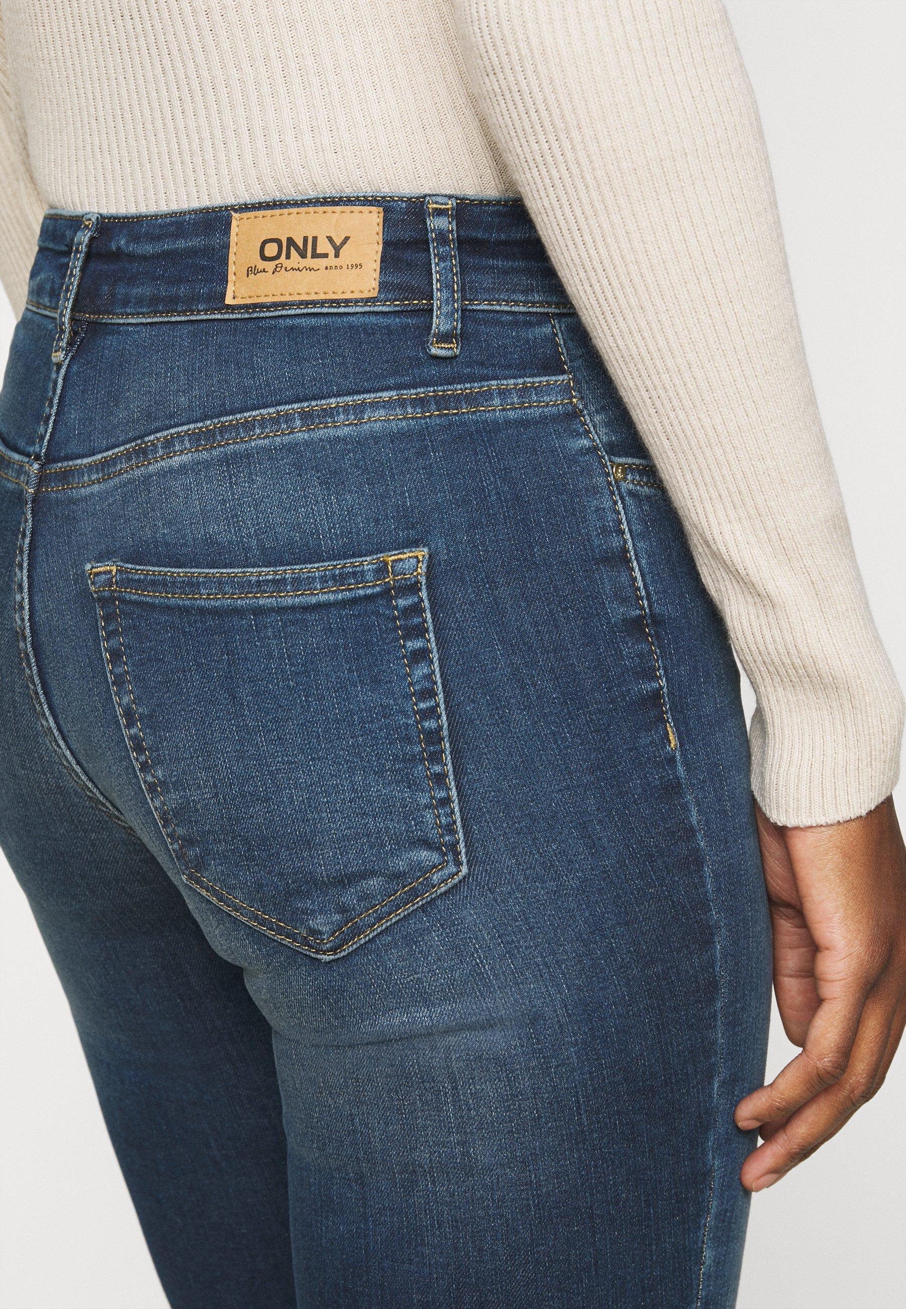 Women ONLBLUSH LIFE MID - Jeans Skinny Fit