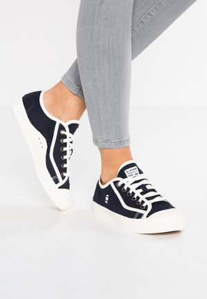 ROVULC - Baskets basses - dark navy