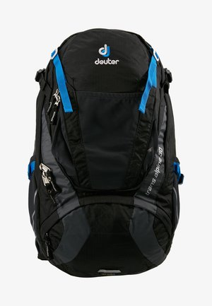 TRANS ALPINE 30 - Hiking rucksack - black/graphite