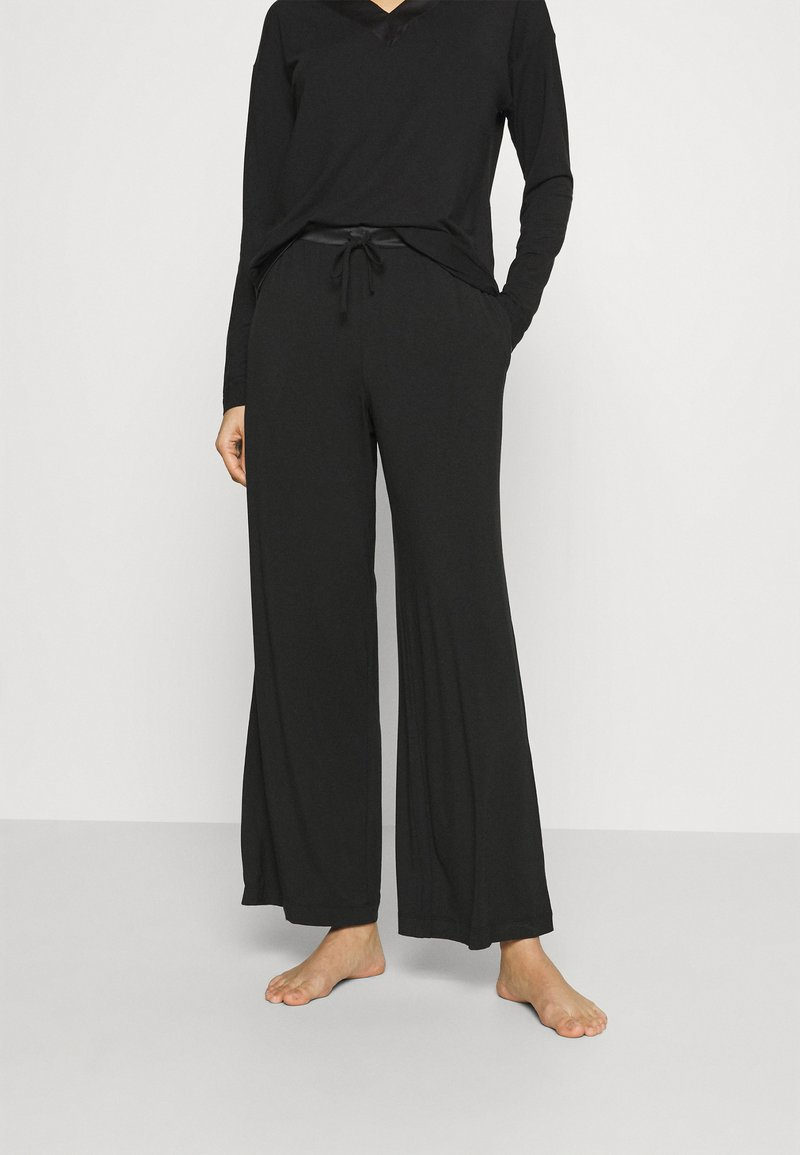 Calvin Klein Underwear - SLEEP PANT - Pyjama bottoms - black