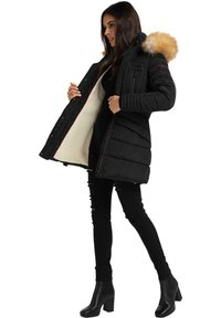 Marikoo - NOVA - Winter coat - black - 0