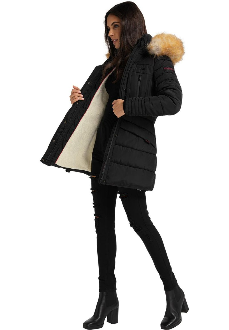 Marikoo - NOVA - Winter coat - black