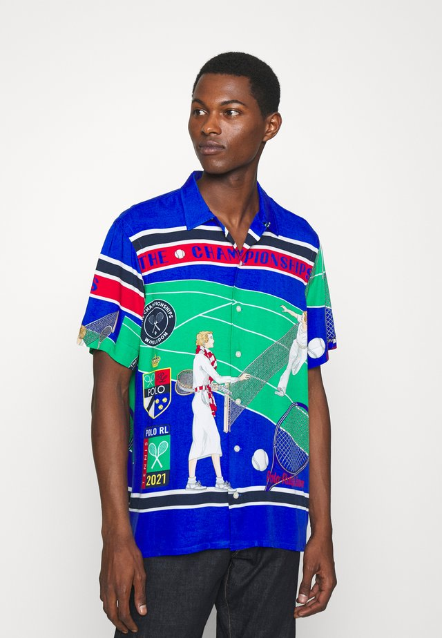 ANDY CAMP - Shirt - multi-coloured