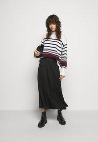 By Malene Birger - ANABEL - A-line skirt - black - 1