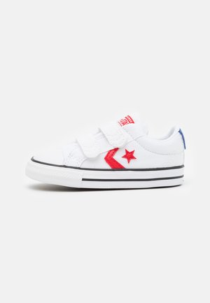 STAR PLAYER UNISEX - Sneakersy niskie - white/university red/blue