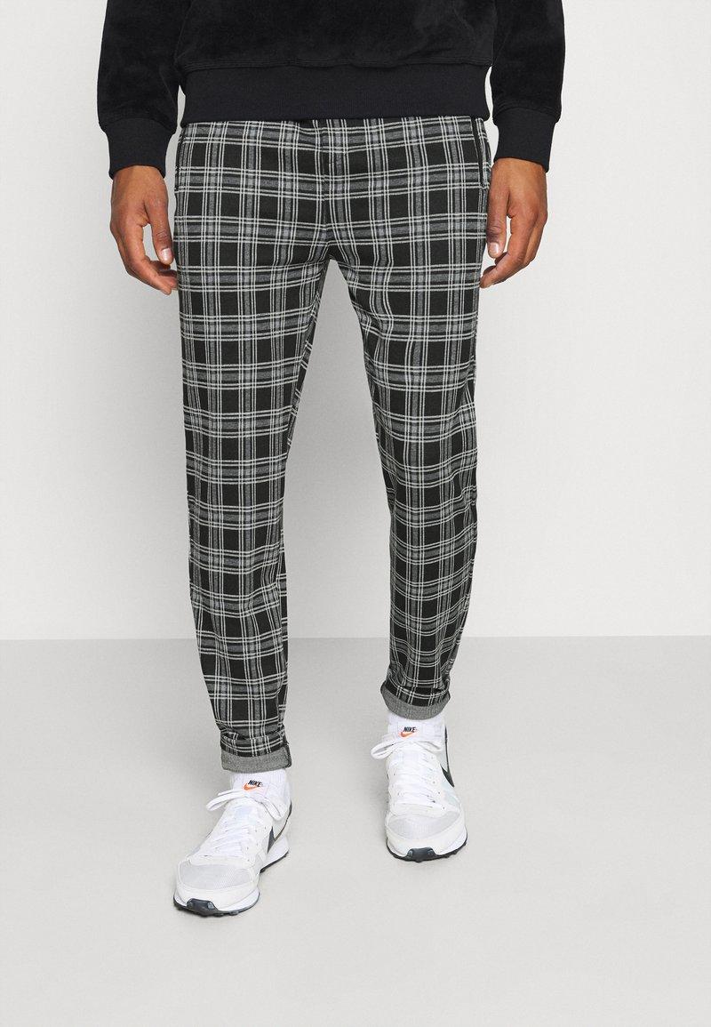 Denim Project - Pantalon classique - dark grey