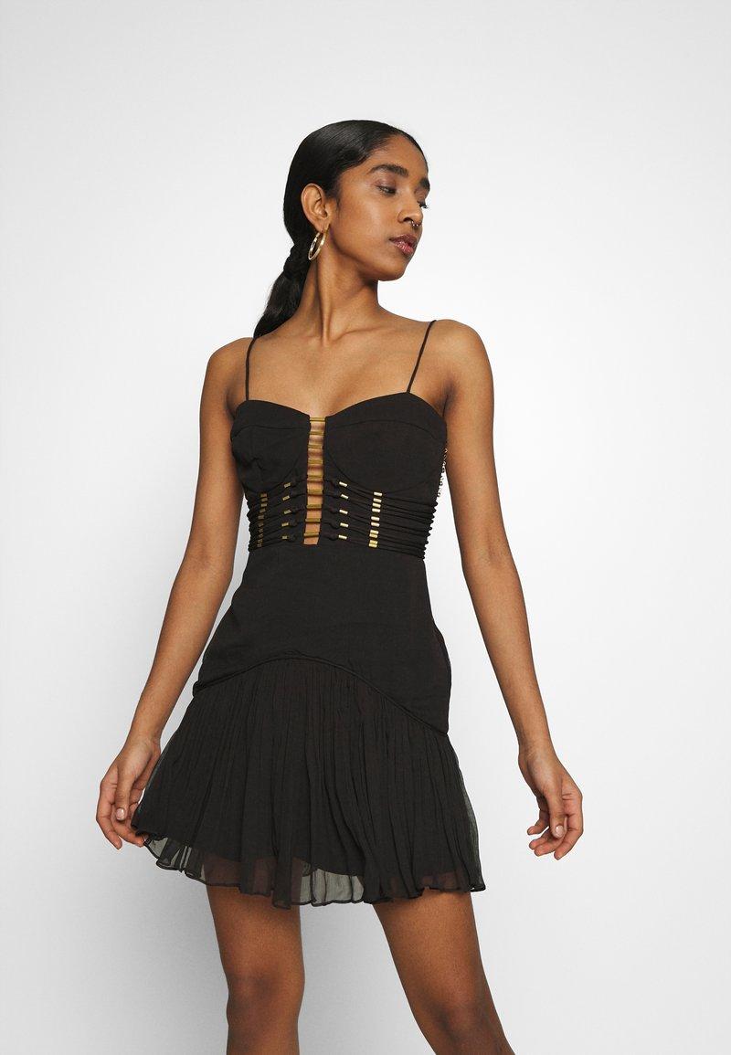 Thurley - CRUSADER DRESS - Koktejlové šaty/ šaty na párty - black