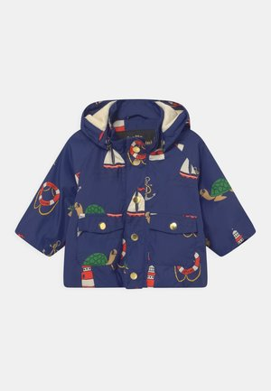 LIGHT PUFFER UNISEX - Light jacket - navy