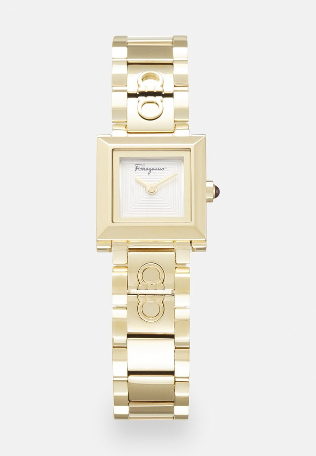 SQUARE - Horloge - gold-coloured