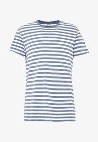 PATRICK - Print T-shirt - mirage white