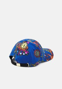 Versace Jeans Couture - BASEBALL WITH CENTRAL SEWING UNISEX - Cap - midnight - 1