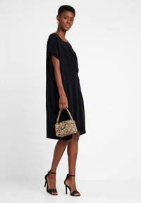 Masai - OMIA DRESS - Day dress - black - 1