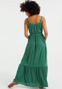 WE Fashion - Maxi dress - green - 1