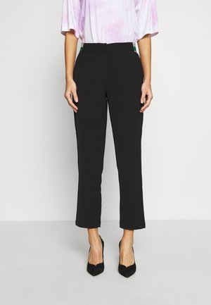 MAGDA JOGGER - Trousers - jet black