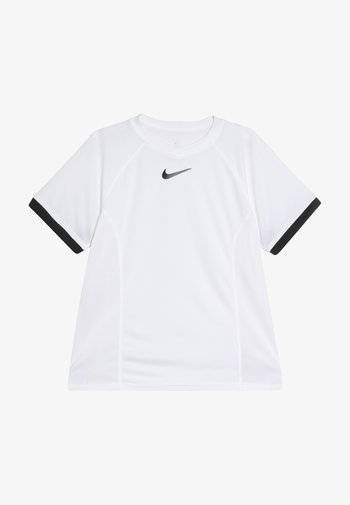 DRY - Print T-shirt - white/black