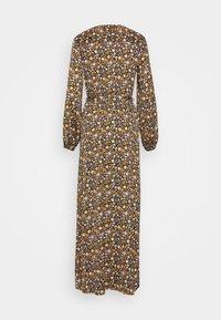 Scotch & Soda - PRINTED WRAPOVER DRESS - Maxi šaty - combo - 5