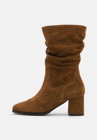Tamaris - BOOTS - Boots - cognac - 1
