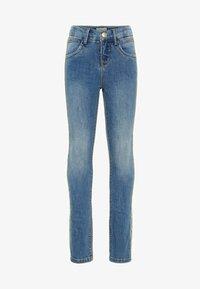 Name it - Slim fit jeans - blue denim - 4