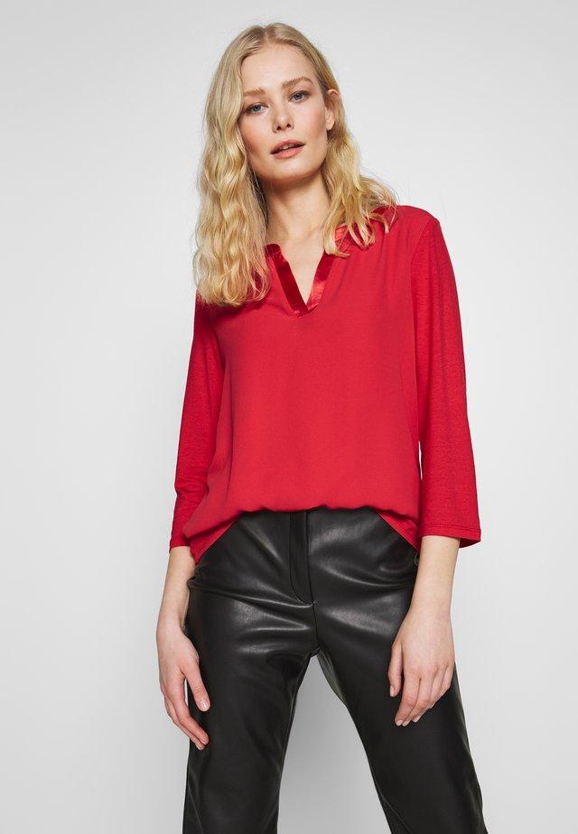 Camicetta - red