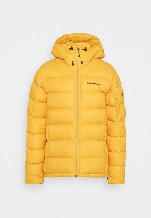 FROST JACKET - Down jacket - blaze tundra