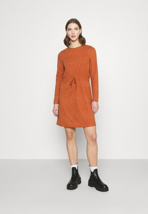 VMCARMELLA SHORT DRESS - Day dress - auburn