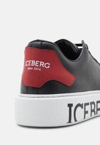 Iceberg - BOZEMAN UNISEX - Trainers - nero - 5