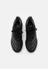 adidas Performance - X GHOSTED.3 FOOTBALL TURF - Astro turf trainers - core black/grey six - 3